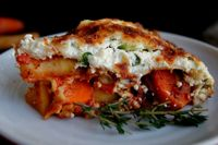 UrbanFig: Baked Root Vegetable Lasagna