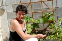 Post image for Urban Gardening with Stacia Vinar: Farmer of the Week