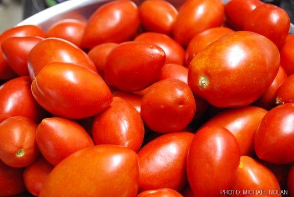 UrbanFig: Tomatoes