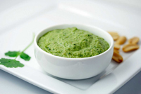 Post image for Fresh Cilantro Chutney