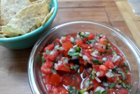 Susan Klos: Fresh Salsa