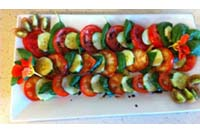 Post image for Caprese Salad by Matt Schwaiger